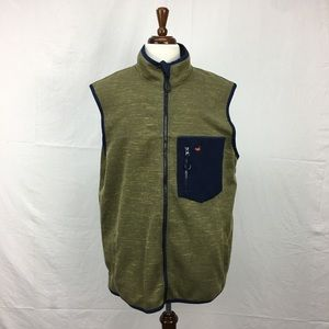 Southern Marsh Green Lockhart Stretch Vest